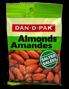 Dan-D-Pak Salted Almonds
